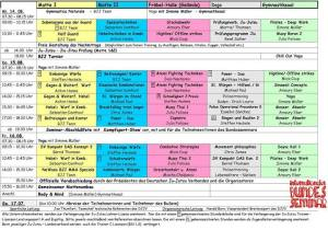 Plan Teil 2 Bundesseminar